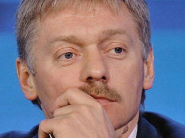 Песков признал попадание секретных данных в эфир телеканалов