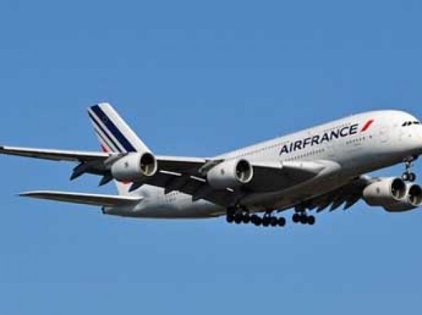 Два самолета Air France не долетели из США до Парижа из-за угрозы теракта