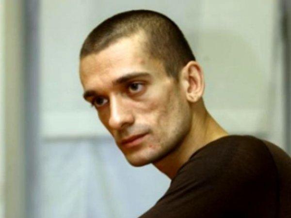 СМИ: художника Павленского посадили в одноу камеру с ВИЧ-инфицированными