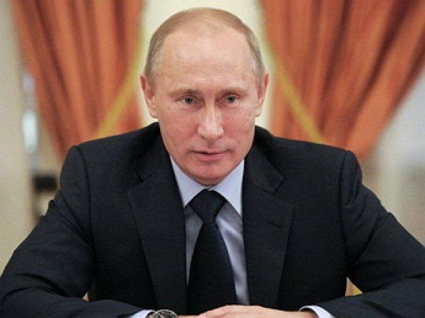 Путин: Россия будет работать над системой ПРО