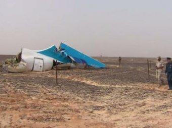 В египте разбился самолет почему