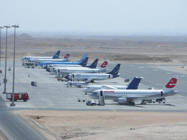 Минтранс назвал условия возобновления авиасообщения между РФ и Египтом