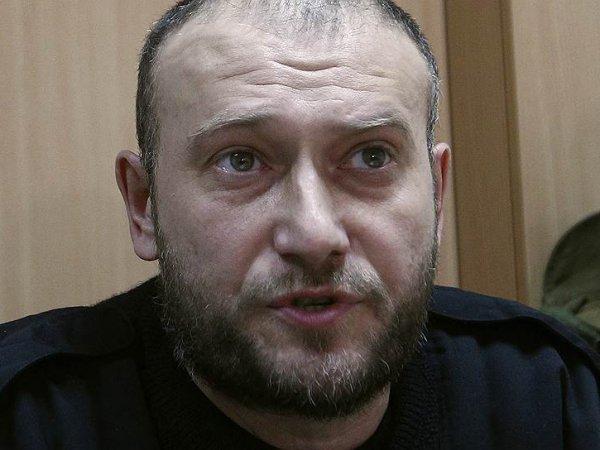 "Ярош заявил об уходе с поста лидера ""Правого сектора"""