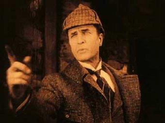 Во Франции нашли первый фильм о Шерлоке Холмсе