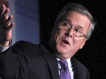 Джеб Буш назвал Дональда Трампа «придурком»