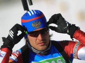 Гараничев взял «бронзу» в спринте по биатлону