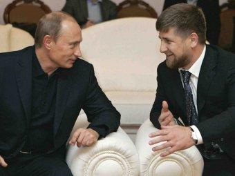 Кадыров убедил Путина передать Чечне нефтяную компанию