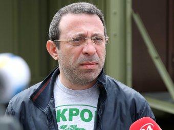 Лидер партии «Укроп» Геннадий Корбан был госпитализирован из здания суда
