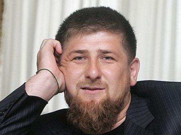 Рамзан Кадыров нокаутировал бойца ММА