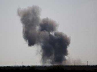 Израиль нанес ракетный удар по пригороду столицы Сирии