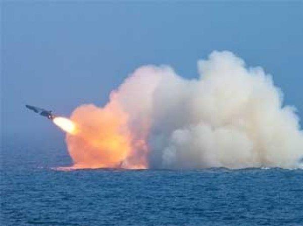 В Баренцевом море атомная подлодка «Верхотурье» успешно запустила ракету «Синева»