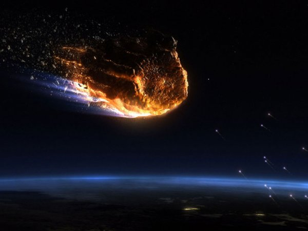 NASA: гигантский астероид упадёт на Землю на католическое Рождество