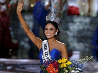 Титул «Мисс Вселенная-2015» с громким скандалом получила филиппинка
