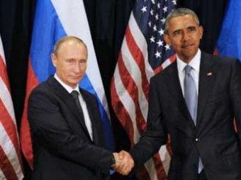 Обама и Путин стали самыми узнаваемыми политиками в мире