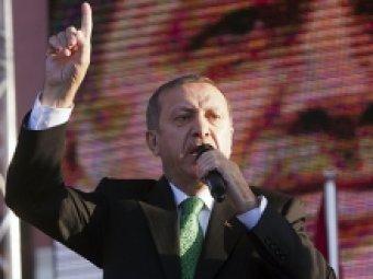 Слова президента Турции о Гитлере вызвали скандал