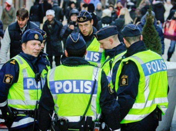 СМИ: в торговом центре Стокгольма прогремел взрыв