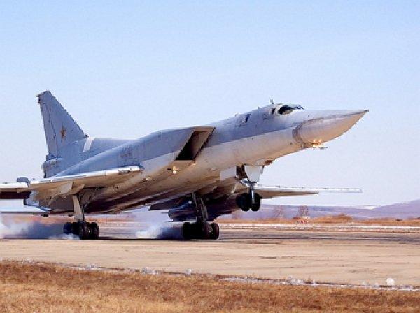 Министерство обороны России опубликовало видео боевого вылета Ту-22М3 в Сирии
