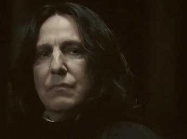 """Алан Рикман, исполнитель роли Снейпа из """"Гарри Поттера"""", умер от рака (фото)"""