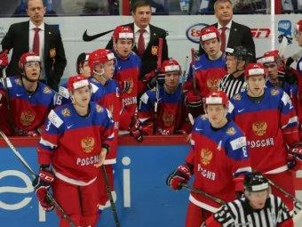 Российская сборная в овертайме вырвала победу у датчан и вышла в полуфинал МЧМ-2016