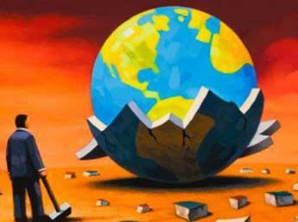 Американский астроном: в XXI веке человечество исчезнет с лица Земли