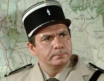 Во Франции скончался известный актер Мишель Галабрю