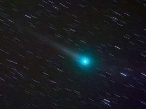 Новосибирский физик за неделю открыл комету и два новых астероида
