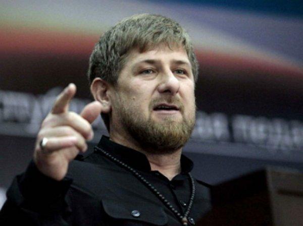 Кадыров готов покинуть пост главы Чечни
