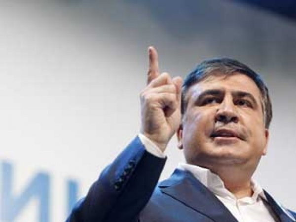 Саакашвили заявил, что с оружием США украинцы захватят Россию