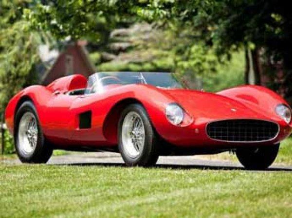 Раритетный Ferrari продали на аукционе за рекордные ,7 млн