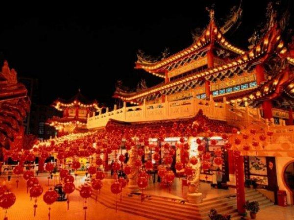 Китайский новый год 2016 наступит в ночь с 7 на 8 февраля