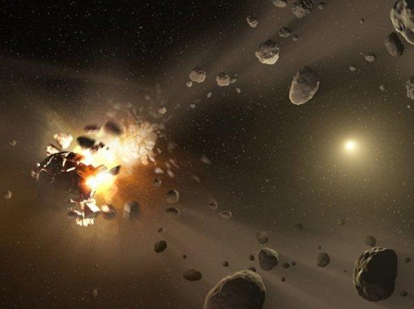 Российские астрономы смоделировали ядерный взрыв астероида