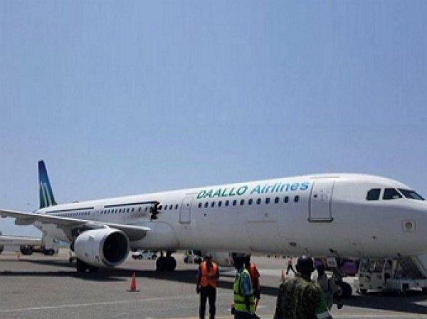 Стали известны подробности взрыва на борту самолета Airbus A321 в Сомали