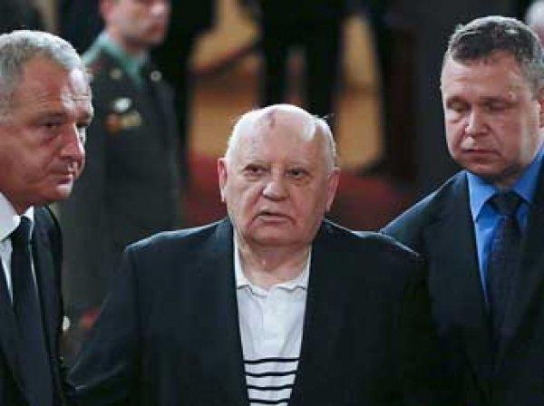 """Горбачев посоветовал Михалкова заниматься кино и """"не лезть в политику"""""""