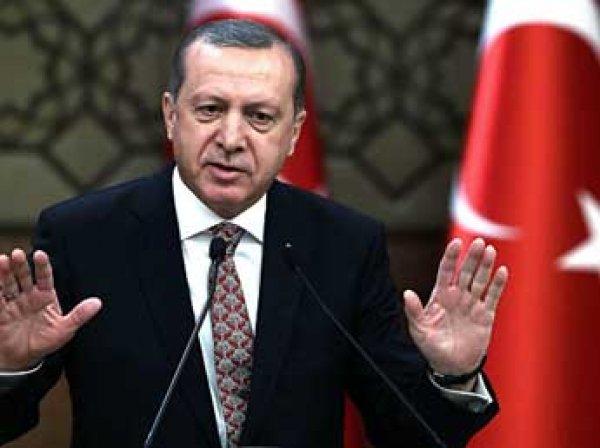 Эрдоган вновь обвинил Россию в нарушении воздушного пространства Турции
