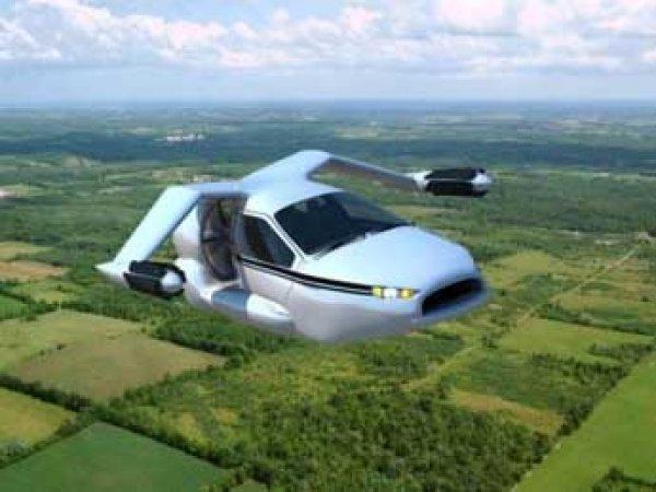 Компания Terrafugia намерена к 2018 году выпустить летающий автомобиль