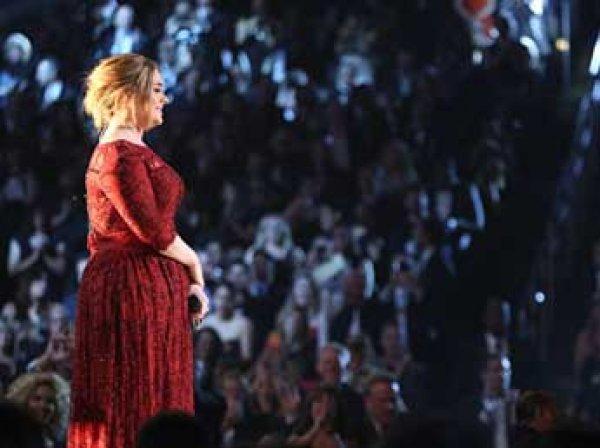 Адель победила в четырех номинациях Brits Awards