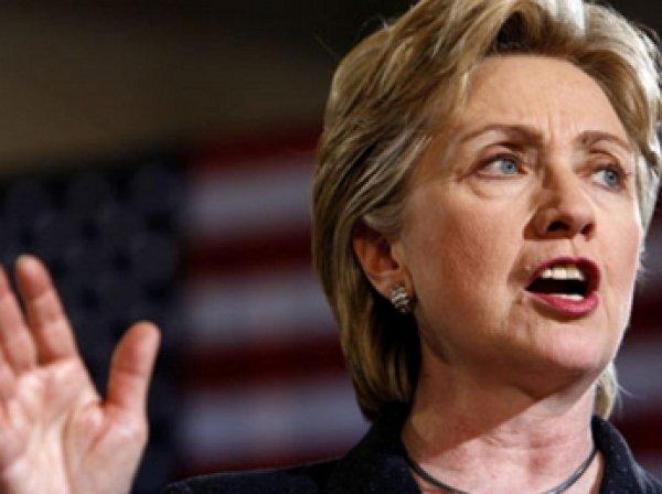 Клинтон не смогла объяснить гонорар  тысяч от Goldman Sachs