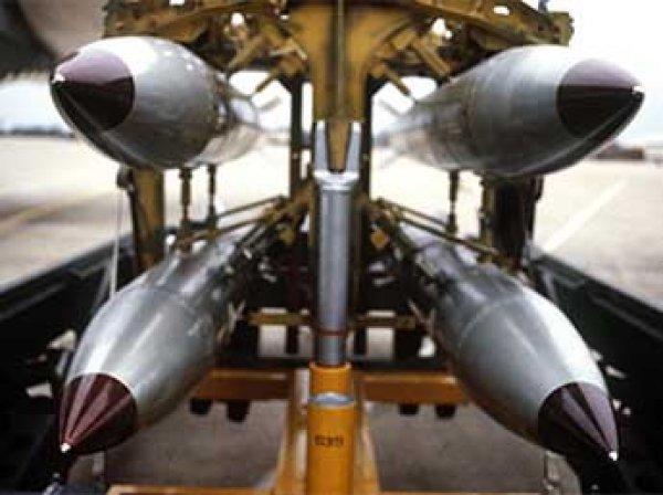 Россия готовит ответ на размещение ядерных бомб США в Европе