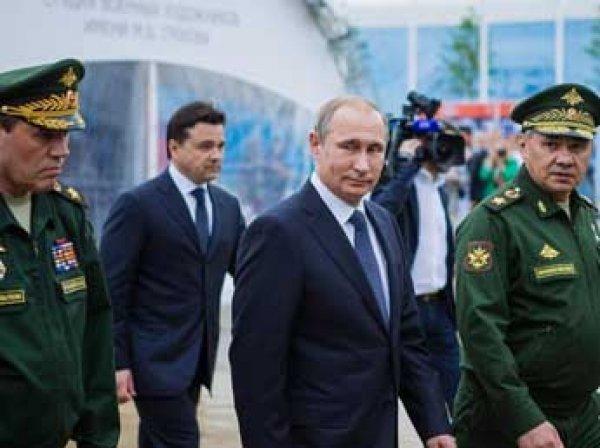 Россия проведет в Арктике крупнейшие ядерные испытания
