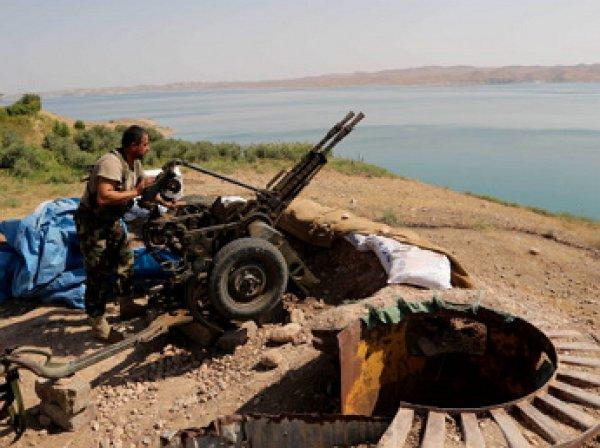 Россия поставила оружие иракским курдам