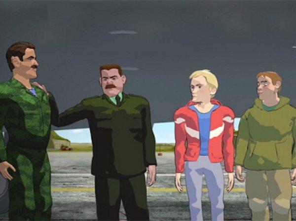 В России сняли мультфильм о борьбе детей против западного волшебства