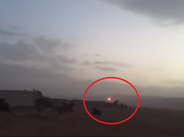 ВКС России нанесли удар по боевикам ИГИЛ в Пальмире