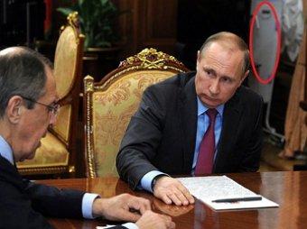 В кабинете Путина нашли облучатель