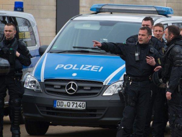 На границе Польши и Германии прогремел мощный взрыв