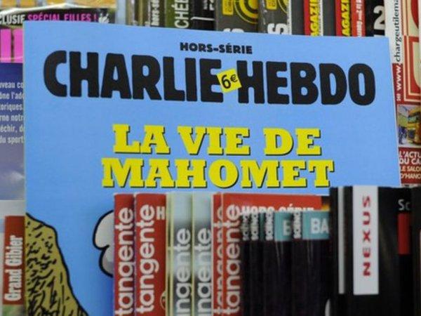 Карикатура Charlie Hebdo на теракты в Брюсселе: опубликован третий рисунок (ФОТО)