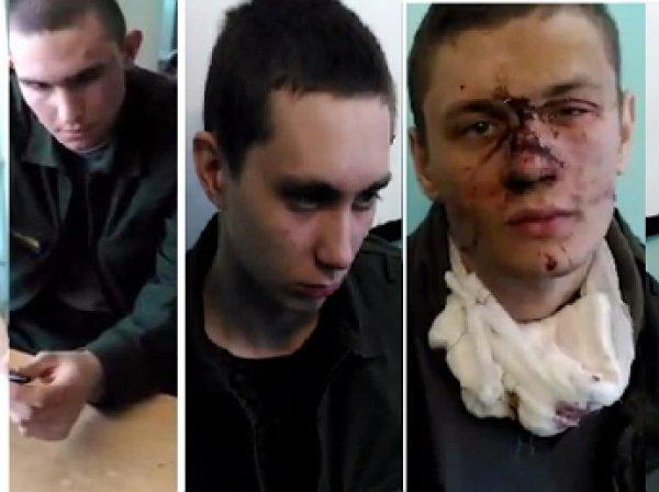 В Сети появилось видео допроса подозреваемых в убийстве медсестёр