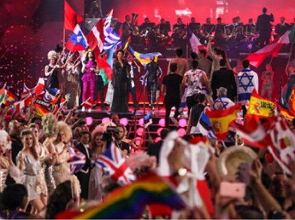 Организаторы «Евровидения» назвали запрещенные к демонстрации на конкурсе флаги