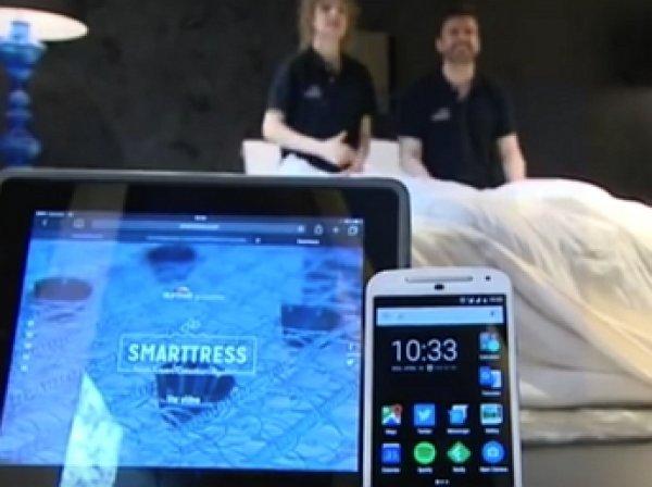 В Испании изобрели матрас-шпион за супружескими изменами