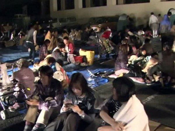 В Японии произошло новое мощное землетрясение