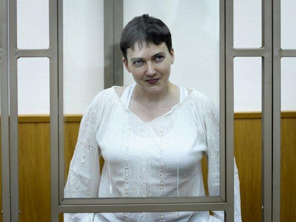 """Адвокат Полозов назвал вопрос освобождения Савченко """"политически решенным"""""""